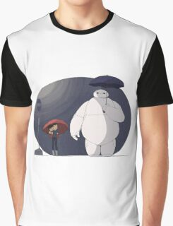 Big Hero 6 Totoro Graphic T-Shirt