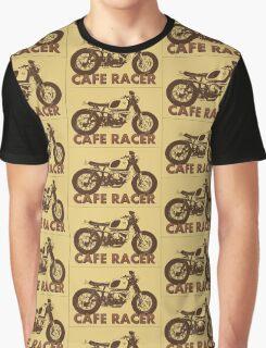 Cafe Racer Vintage Graphic T-Shirt