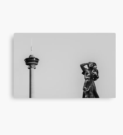 Tampere9 Canvas Print
