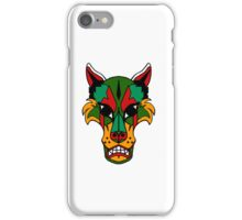 Wolf Totem iPhone Case/Skin