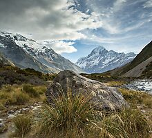 Mt Cook by Brad Grove