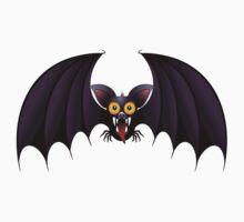 Bat Cartoon Kids Clothes