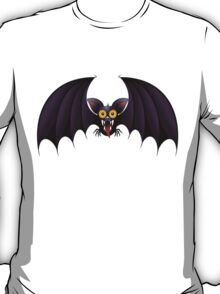Bat Cartoon T-Shirt