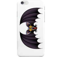Bat Cartoon iPhone Case/Skin
