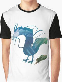 Haku Spirited Away Graphic T-Shirt