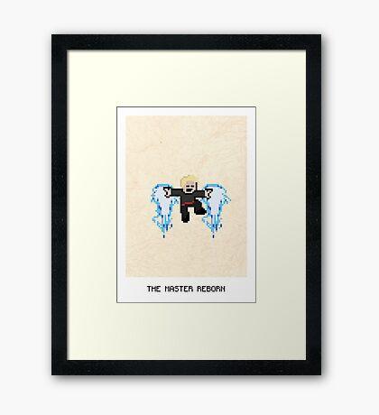 The Master Reborn Framed Print