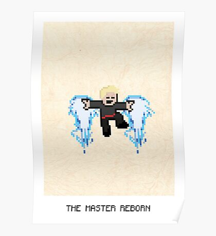 The Master Reborn Poster
