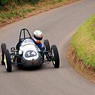 Cornering at speed by John Dalkin