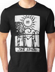 The Lovers - Tarot Cards - Major Arcana Unisex T-Shirt