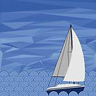 Sailing the High Seas by DistilledD
