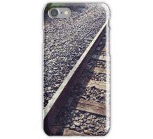 Railroad Track iPhone Case/Skin