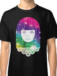 Space Girl Classic T-Shirt