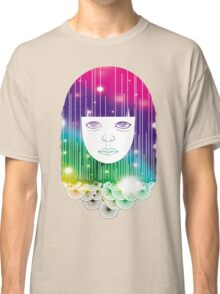 Space Girl Classic T-Shirt