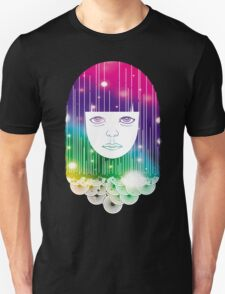 Space Girl Unisex T-Shirt