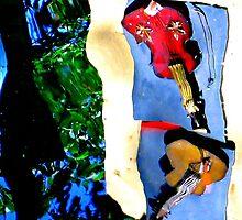 Reflections III by Elfriede Fulda