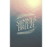 Summer Breeze II Photographic Print