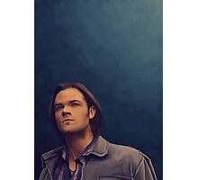 Sam Winchester Photographic Print