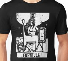 Strength - Tarot Cards - Major Arcana Unisex T-Shirt