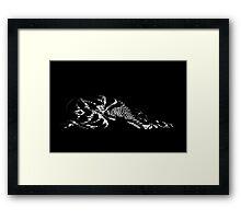 Untitled #17 Framed Print
