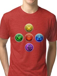 5 Elements Tri-blend T-Shirt