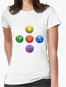5 Elements Womens Fitted T-Shirt