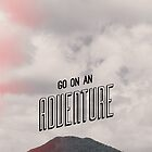Adventure // Cards by GalaxyEyes
