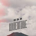 Adventure // Cards by GalaxyEyes