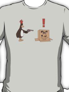 Metal Grommet T-Shirt