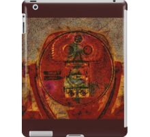 Who's Watching Who iPad Case/Skin