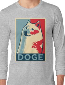 DOGE Long Sleeve T-Shirt