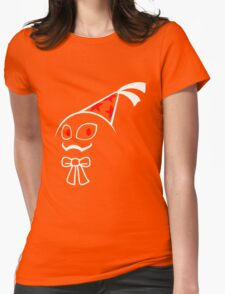 The Letter P Womens Fitted T-Shirt
