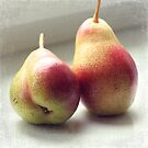 Pears by Caterpillar