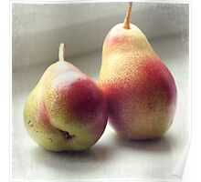 Pears Poster