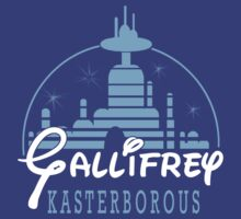 Disney Gallifrey T-Shirt