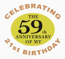 Funny 80th Birthday (Anniversary) by thepixelgarden