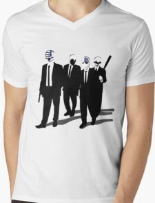Payday Dogs Mens V-Neck T-Shirt