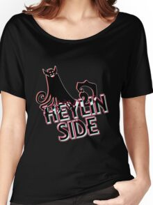 Heylin side Women's Relaxed Fit T-Shirt