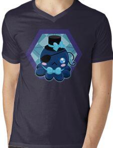 Octo-cute Mens V-Neck T-Shirt