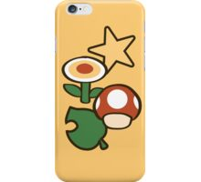 Power Ups! iPhone Case/Skin