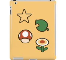 Power Ups! iPad Case/Skin