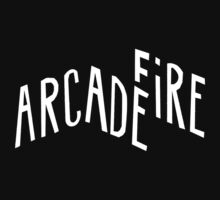 Arcade Fire by Whiteland