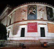 Corcoran Gallery Of Art by Cora Wandel