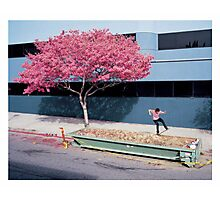 Nate Broussard - 5.0  Los Angeles Photographic Print