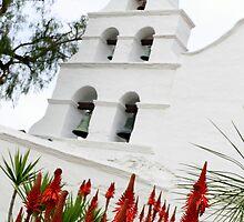San Diego Mission by Henrik Lehnerer