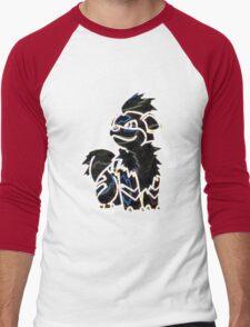 Growlithe Men's Baseball ¾ T-Shirt