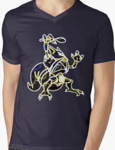 Kadabra Mens V-Neck T-Shirt