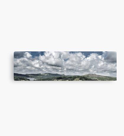 Dartmoor Landscape Metal Print