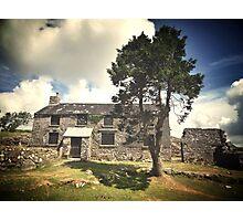 Ditsworthy Warren House 3 Photographic Print