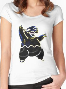 Drowzee Women's Fitted Scoop T-Shirt