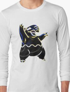 Drowzee Long Sleeve T-Shirt
